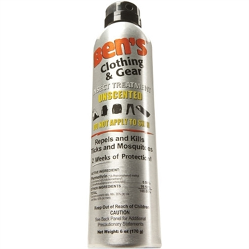 Picture of Ben's   Clothing/Gear Insect Repellent Permethrin 6Oz Spray