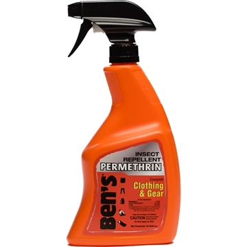 Picture of Amk Ben's Insect Repellent Permethrin Clothing/Gear 24Oz