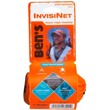 Picture of Amk Ben's Invisinet Headnet Ultra High Visibility .7 OZ