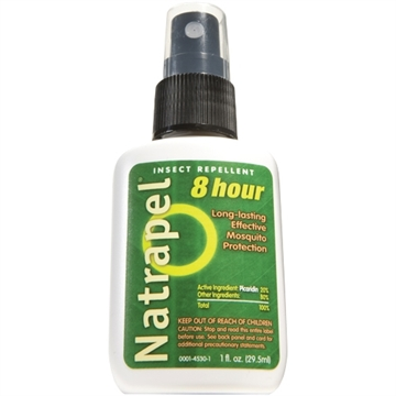 Picture of Amk Natrapel 20% Picaridin 1 OZ Pump Bug Spray