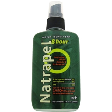 Picture of Amk Natrapel 20% Picaridin 3.4 OZ Pump Bug Spray