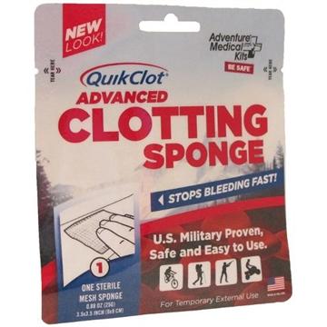 Picture of Adventure Quikclot Advanced Clotting Sponge 25G Size