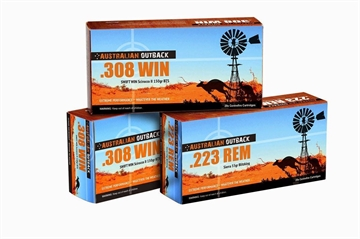 Picture of Ammo .308 Win – 168 Gr. Sierra Hpbt Matchking - 20 Rounds