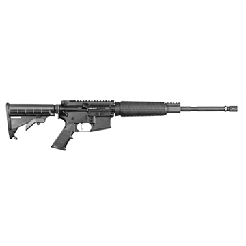 "Picture of Anderson 76942 Am15 Optic Ready Rf85 Semi-Automatic 223 Rem/5.56Nato 16"" 30+1 Adjustable M4 Anderson Black Synthetic Black Hardcoat Anodized Receiver"