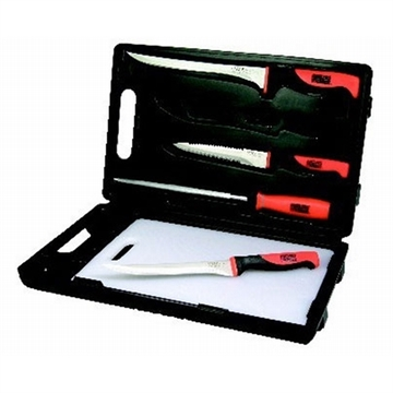 Picture of Kmda, Inc. 5Pc Portable Fillet Kit W/Case