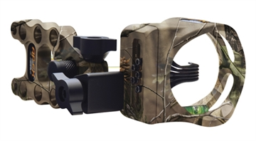 Picture of Apex Accu-Strike Bow Sight 5-Pin .019 Apg  Ag1515c