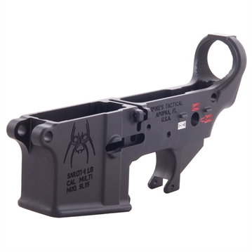 Picture of Ar-15 Stripped Lower Receiver W/Color Fill