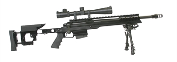 "Picture of Armalite 31Btc308 Ar-31 Target Rifle Bolt 308 Win/7.62 18"" MB 25+1 Adj Stk Blk"