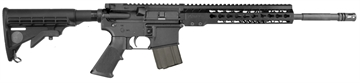 "Picture of Armalite  M-15 Light Tactical Carbine *Co Compliant* Semi-Automatic 223 Remington/5.56 Nato 16"" FS 10+1 6-Position Black Stk Black Hard Coat Anodized/Black Phosphate"