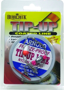 Picture of Arnold Tackle Tip UP Rigging Kit Line Float Rig