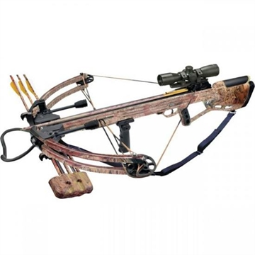 Picture of Inferno Blaze II Crossbow 150Lb Compound 345 Fps