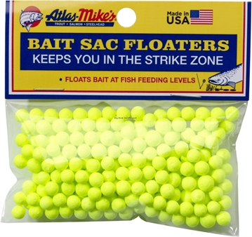Picture of Atlas Bait Sac Floaters Cht 300Bg