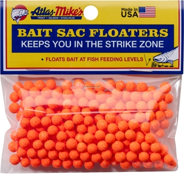Picture of Atlas Bait Sac Floaters Org 300Bg