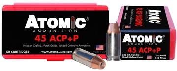 Picture of Atomic 00433 45Acp+P 230 Bonded Match HP     50/10