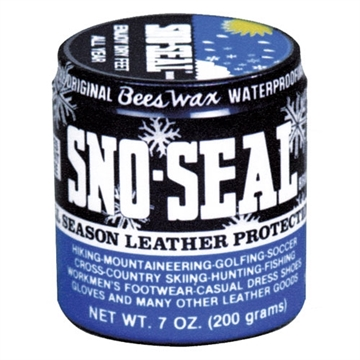 Picture of Atsko Sno-Seal Beeswax Leather Waterproofing 8Fl OZ