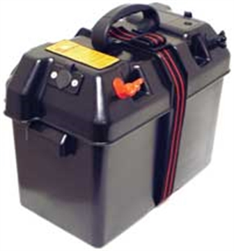 Picture of Attwood Batt Box F27 Power Center