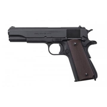 """Picture of 1911A1 GI 9Mm Matte Blk 5"""""""