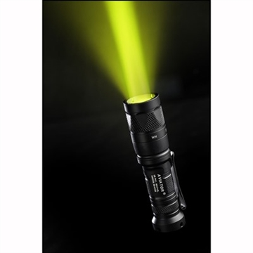 Picture of Aviator Dual Output White/Yellow/Green Light 3V Black