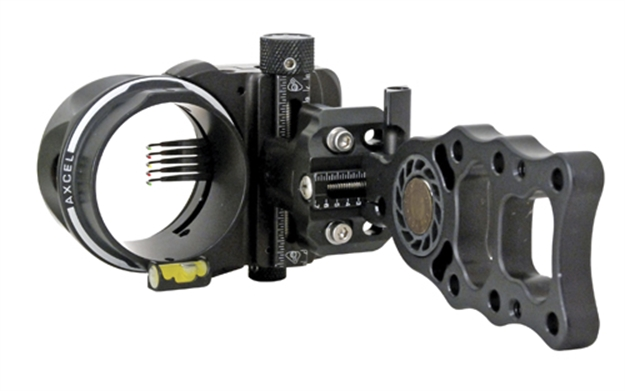 Picture of Axcel Hntng Sght Armortech 5 Pin .010 Black