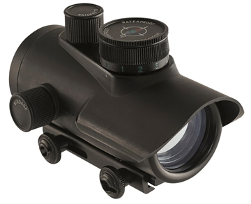 Picture of Axeon 1X30mm Dot Sight Red Green OR Blue Dot Reticle