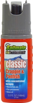 Picture of Baitmate Fish Attractant, 5 OZ Pump Spray, Classic Crappie/Panfish