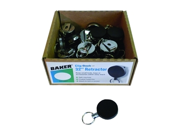 "Picture of Baker 1.5"" Retractor W/Clip ON 32"" Value Pack"