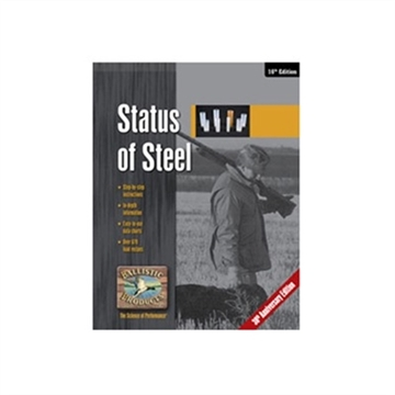 Picture of Ballistic Products Status OF Steel Manual 16Th Edition