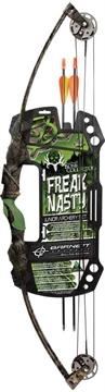 Picture of Barnett Freak Nasty 25# Bow Set