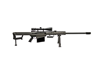 "Picture of 82A1 50Bmg Blk 29"" Scope Combo 18571"