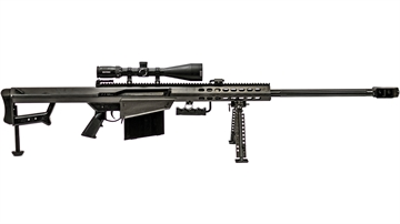 "Picture of 82A1 50Bmg Blk 29"" Scope Combo"