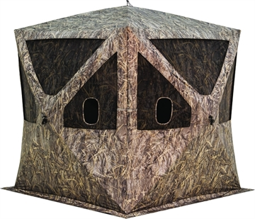 Picture of Barronett Big Cat 3 Person Hub Blind Bloodtrail Blades Camo