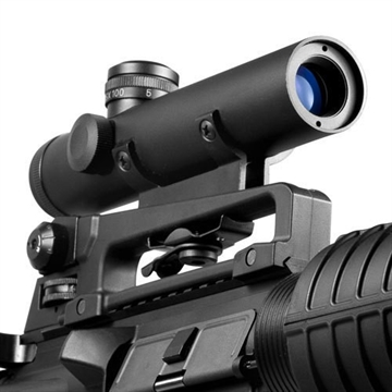 Picture of Barska  4X20 Electro Sight Carry Handle Scope