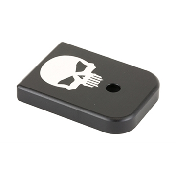 Picture of Bastion   Mag Base Plate Glk 45 Skull