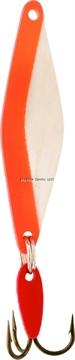 "Picture of Bay DE Noc Do-Jigger Casting/Trolling Spoon, 1-3/4"" 1/6Oz Fluorescent Orange/Nickel"