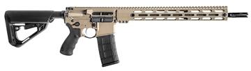 "Picture of Bci 501-0001Fde Sqs15 Professional Series Semi-Automatic 223 Remington/5.56 Nato 16"" 30+1 6-Position Blk Stk Flat Dark Earth"