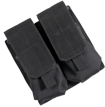 Picture of Bdg Extr Molle Dbl Mag Hold BL