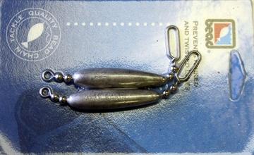 Picture of Bead Chain Bead Cast/Troll Sinker Lead 1-1/2Oz 2Pack