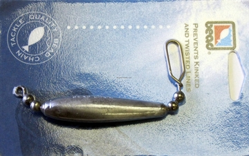 Picture of Bead Chain Bead Cast/Troll Sinker Lead 4Oz 1 Carded