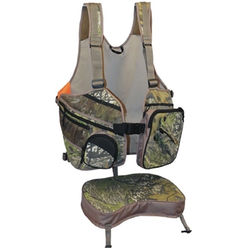 Picture of Beard Buster Deluxe Turkey Vest - Camo