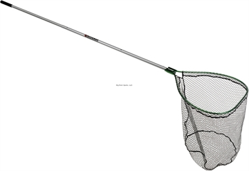 "Picture of Beckman Klamath Landing Net 26""X34"" Hoop Coated Bag 4'-7' Extendable Handle"