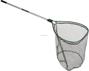 "Picture of Beckman Klamath Landing Net 26""X34"" Hoop Coated Bag 4' Handle, 2Pcs"