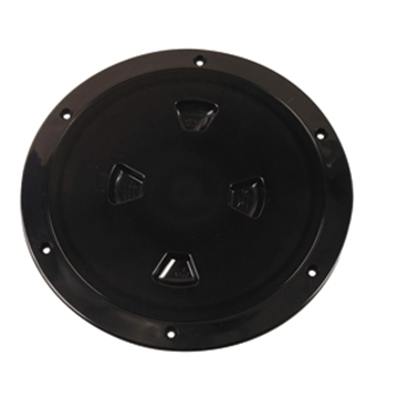 Picture of Beckson 8Inblkscrewout Plate