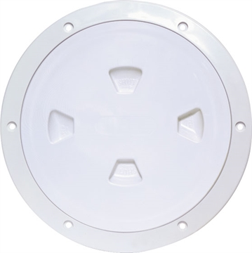 Picture of Beckson 8Inwhite Deck Plate