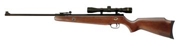 Picture of Beeman 10512 Teton Air Rifle Break Open .22 Black