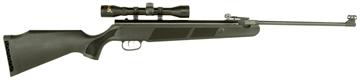 Picture of Beeman 1071 Wolverine Carbine Air Rifle With 4X32 Scope Break Open .177 Fof Pel