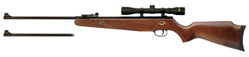 Picture of Beeman 1073Gp Grizzly X2 177/22 Combo Air Rifle Break Open