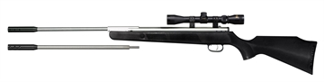 Picture of Beeman 1077Sc Silver Kodiak X2 Air Rifle Break Open .177/.22 Black