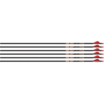 Picture of Beman Arrow Ics Bow Hunter 400 W/Xpv Vanes 6-Pack