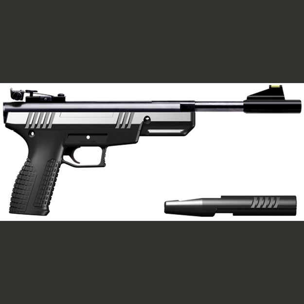 Benjamin Airguns Trail NP Break Barrel Air Pistol, UP TO 625 Fps (Alloy  Pellet)