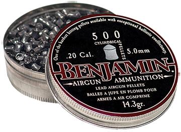 Picture of Benjamin .20 Pellets 500/Tin